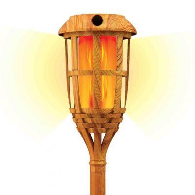 Bits n' Bytes Solar Torch
